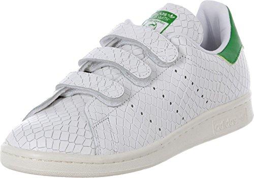 adidas Stan Smith CF W Schuhe 6,0 ftwr white/green (Kobe 6 Basketball-schuhe)