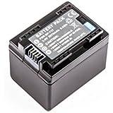 AccuPower batterie pour Canon BP-727, LEGRIA HF M52