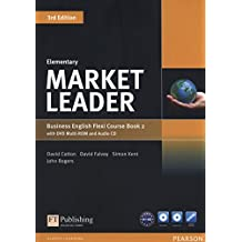 Market Leader Elementary Flexi Course Book 2 +CD +DVD