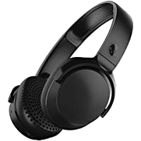 Skullcandy Riff Wireless - Auriculares Bluetooth, Color Negro