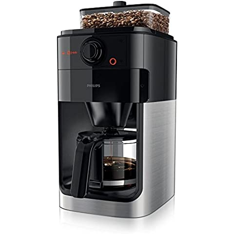 Philips Coffee Maker Espresso Machine Grinder HD7761Black 1.2L Drip Coffee 220V