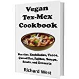 Vegan Tex-Mex Cookbook (English Edition)