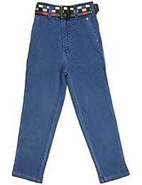 Magic Attitude Boy's Regular Fit Denim Jeans Medium Blue