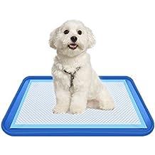 wei Productos para Mascotas Urinario de Perros Material del silicón Perro Grande Grande Aseo Perro Plegable