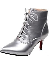 262ec6f47fff Suchergebnis auf Amazon.de für: elegantes schwarzes kleid - Stiefel ...
