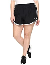 on sale 927be 7ec3b Nike Dry Tempo 3 Running Short Size 1X-3X BlackBlackWhite