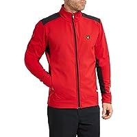 Lyle & Scott Men's Leithen Zip Through Ergonomic Jacket