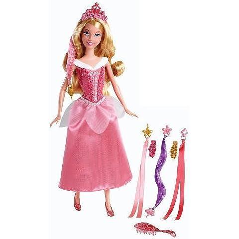 Disney Princess Snap 'n Style Sleeping Beauty Doll by Mattel