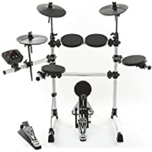 ION Audio Sound Session Drums MKIII   Professional 8-Piece Electronic Drum Set with Virtual Teaching Software and Drumsticks