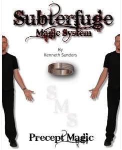 Subterfuge 2.0 Magic System (Small) by by by Kenneth Sanders | Facile à Nettoyer Surface