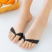 Metatarsal-Fußpolster (Vorderfuß) schmerzlindernde Anti-Rutsch-Pads für Schuhe, Stealth-Socken, 1Paar preisvergleich bei billige-tabletten.eu