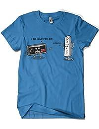1182-Camiseta I Am Your Father Nes (Melonseta)