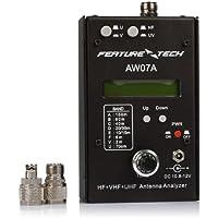 SainSonic AW07A SWR HF VHF UHF Analizzatore di Impedenza Antenna 1.5-490Mhz