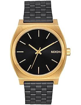 Nixon - Time Teller 37mm Gold/Black Sunray - Armbanduhr Unisex