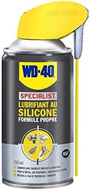 WD-40 Specialist • Lubrifiant Au Silicone • Spray Double Position •