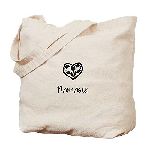 Namaste Yoga-tote (CafePress