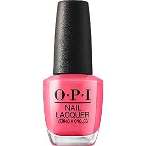 O.P.I Nail Lacquer, Feelin Hot-Hot-Hot, 15ml