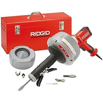 Ridgid 36043 K 45af 5 Sink Machine With C 1 5 16 Inch