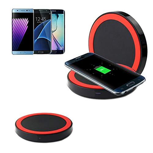 JiaMeng Tragbares Qi-Ladegerät für kabelloses Ladegerät für Samsung -