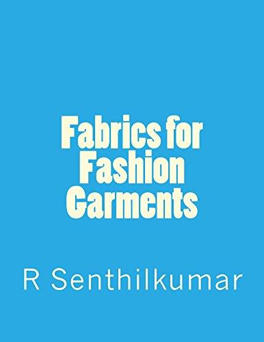 fabrics-for-fashion-garments-english-edition