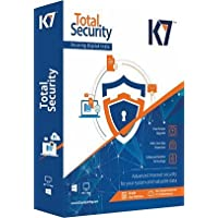 K7 Total Security - 3 PC, 1 Year (CD)