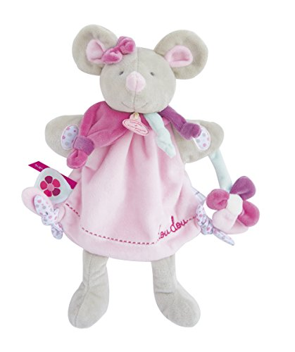 Doudou et Compagnie marioneta ratón Pearly