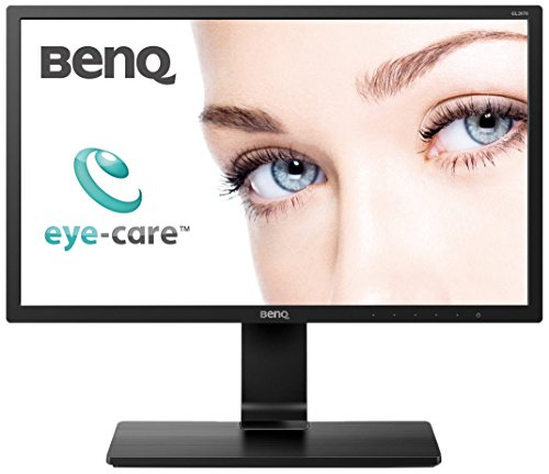 BenQ GL2070 19.5 inch LED Eye-Care Monitor (1600x900, 5 ms Response Time, DVI, VGA, Flicker-Free, Low Blue Light)