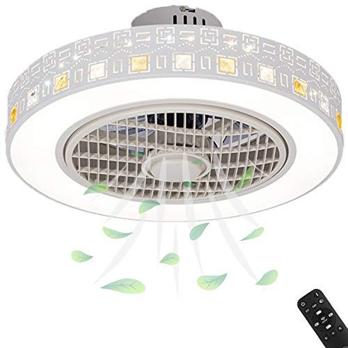 EFGS Φ50cm Invisible Luz De Ventilador Control Remoto