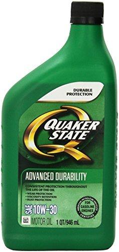 quaker-state-550035170-advanced-durability-10w30-lubricant-motor-oil-1-quart-by-quaker-state