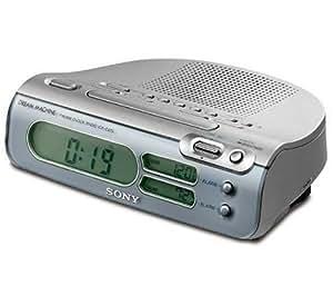 Sony Icf C273l Clock Radio Amazon Co Uk Tv