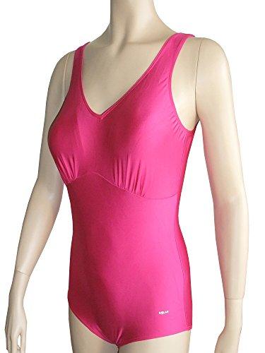 Lampada da parete corsetto xperiz Lycra costume da bagno da donna soft Sensation 210300-46 rosa rosa 58B