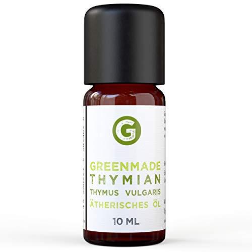 Thymian Öl (Thymian rot) - 100% naturreines, ätherisches Öl (10ml) von greenstyle