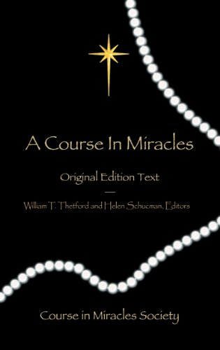 A Course in Miracles: Original Edition Text - Pocket (English Edition)