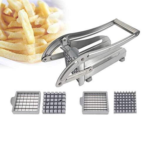 Lorenlli Haushalt Küche Kochen Werkzeuge Edelstahl Französisch Fry Kartoffelhacker Cutter Slicer Gurke Chopper Küchenhelfer