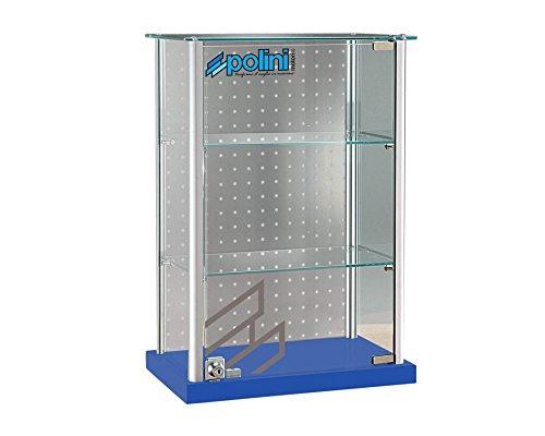 Preisvergleich Produktbild Glasvitrine POLINI für Ladentheke (HxBxT 60x40x25cm)