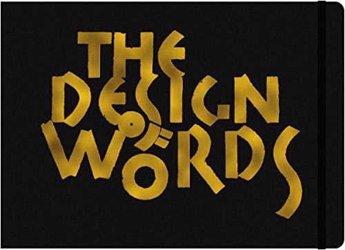 The design of words par Francesca Guerrera