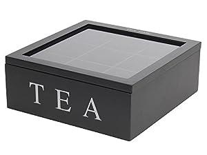 ToCi Boîte à thé, 9compartiments