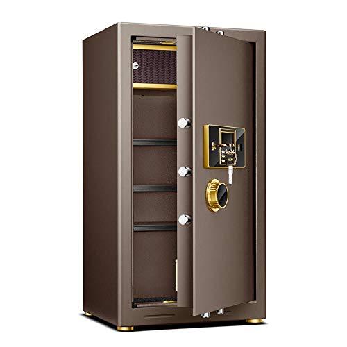 Caja Fuerte Caja fuerte con capacidad extra grande de electrónica digital de acero sólido Segura Fuerte...
