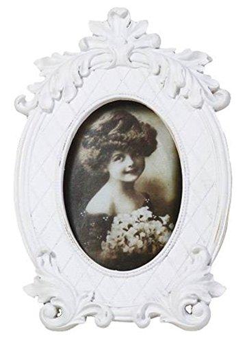Marco de fotos blanco envejecido marco barroco Marco de fotos Patina, nuevo
