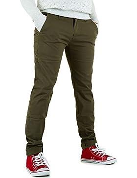 iTaL-dESiGn - Pantalón - chino - para hombre
