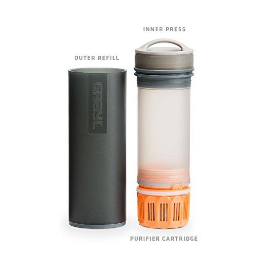 Wasserfilter Ultralight Purifier Black - 3
