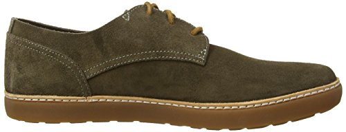 Timberland Oxford, Baskets mode homme Marron (Brown Flesh Out)