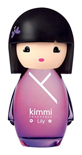 Kimmi Fragrance Eau de Toilette Japanische Puppe Lily