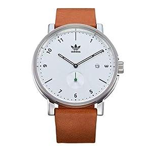 adidas Correa Relojes De Los Hombres District_Lx2.Horween Cuero, 20 Mm