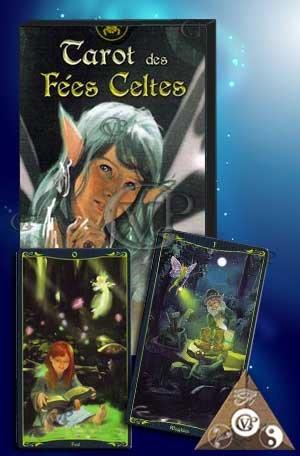 Tarot des Fées Celtes (78 Lames)