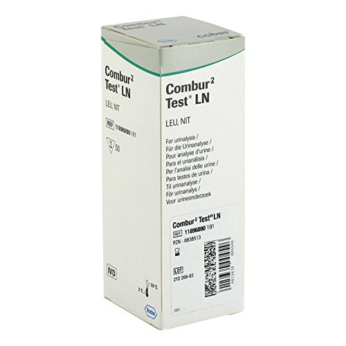 Combur 2 Test LN, 50 Teststreifen