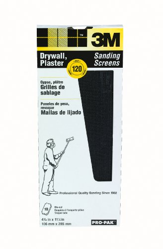 3m-120-grit-pro-pak-drywall-sanding-screens-screens-99438na-pack-of-10