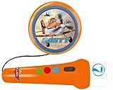 Reig - 5338 - Accessoire Pour Instrument De Musique - Disney Planes - Microphone Avec Haut-parleur