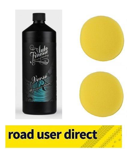 auto-finesse-verso-all-purpose-cleaner-1-litre-2-foam-applicator-pads