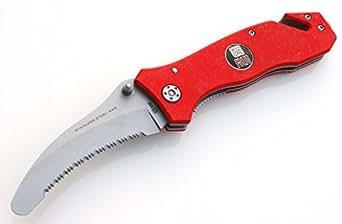 Couteau pompier coupe-sangle titane - RUI